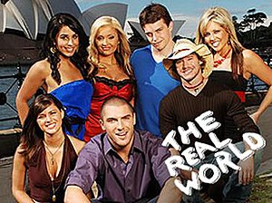 The Real World: Sydney - The original cast of The Real World: Sydney