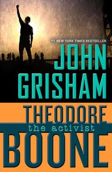 Theodore Boone The Activist by John Grisham cover.jpg
