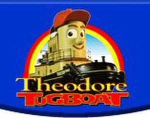 Theodore Tugboat - Image: Theodore Tugboat Logo