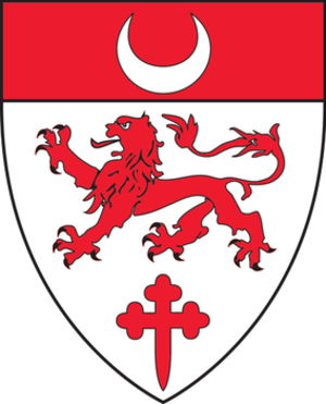 Timothy Dwight College - Coat of arms of Timothy Dwight College