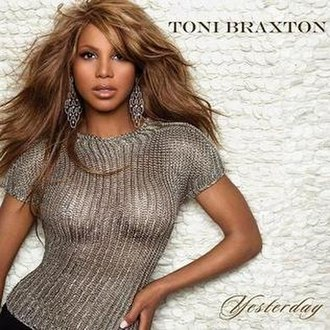 Toni Braxton featuring Trey Songz — Yesterday (studio acapella)