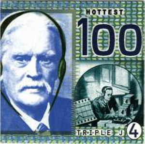 Triple J Hottest 100, 1996 - Volume 4 CD Cover