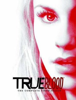 True Blood (season 5) - Image: True Blood Season 5 DVD Cover
