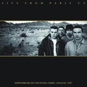 Live from Paris (U2 album)