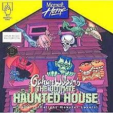 gahan wilsons haunted house