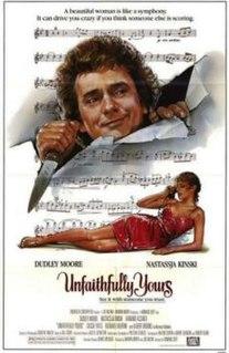 <i>Unfaithfully Yours</i> (1984 film) 1984 film by Howard Zieff