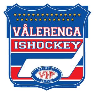 Vålerenga Ishockey - Image: VI Fhockeylogo