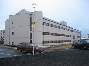 University of Iceland - VR-II, the principal location of the School of Engineering and Natural Sciences
