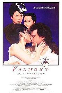 <i>Valmont</i> (film) 1989 film by Miloš Forman