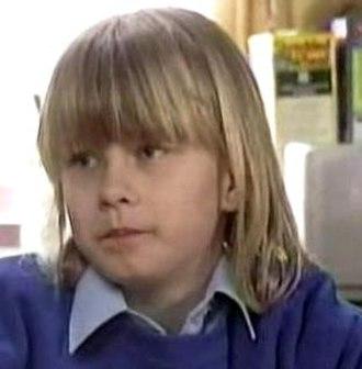 Vicki Fowler - Samantha Leigh Martin as Vicki in 1995