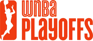 WNBA playoffs - WNBA Playoffs logo