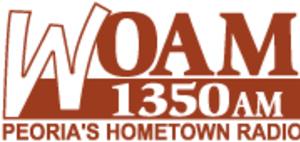 WOAM - Image: WOAM 1350 logo color 180x 85