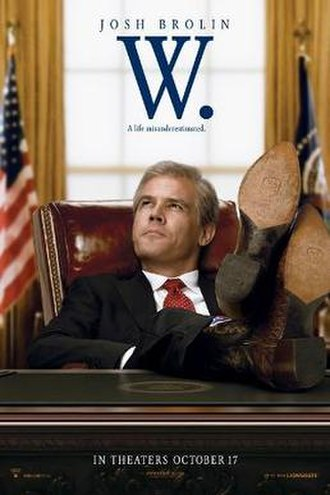 W. (film) - Theatrical release poster