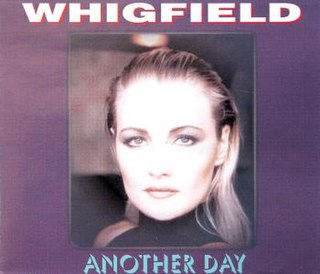 Another Day (Whigfield song) 1994 single by Whigfield