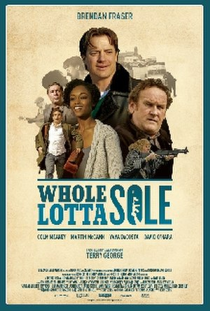 Whole Lotta Sole - Whole Lotta Sole film poster