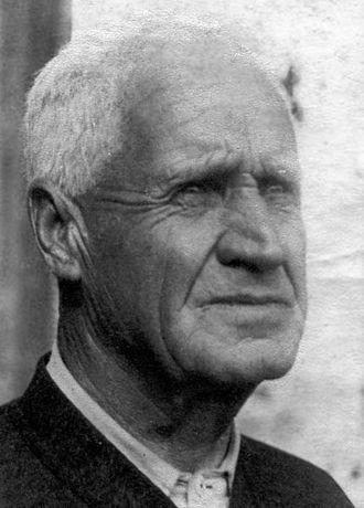 William Irvine (Scottish evangelist) - William Irvine (1930's)