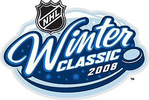 2008 NHL Winter Classic - Image: Winter Classic logo