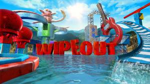 Wipeout (2008 U.S. game show) - Image: Wipeout 2011 logo