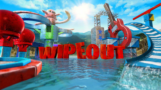 <i>Wipeout</i> (2008 U.S. game show) American television game show