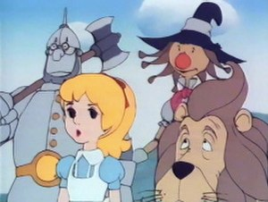 The Wizard of Oz (1982 film) - Image: Wiz Oz Toho