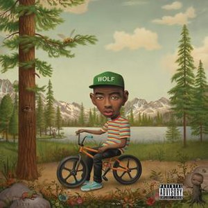 Wolf (Tyler, The Creator album) - Image: Wolf cover 3