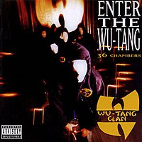 Enter the Wu-Tang (36 Chambers) cover