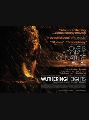 Wuthering Heights (2011 film) - Image: Wuthering Heights 2011 poster