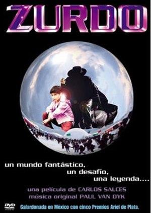 Zurdo - Image: Zurdo (2003 film) poster