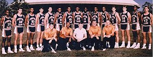1988–89 Illinois Fighting Illini men's basketball team - Image: 1988 89 Illinois Fighting Illini men's basketball team