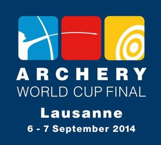 2014 Archery World Cup