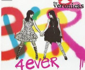 4ever (The Veronicas song) - Image: 4evertheveronicas
