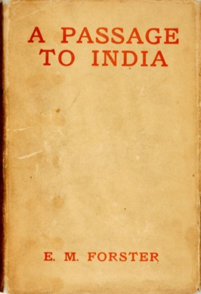 Picture of a book: A Passage To India