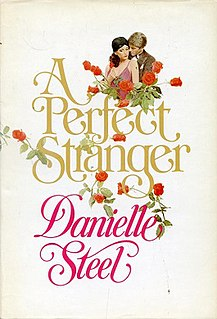 <i>A Perfect Stranger</i> novel by American Danielle Steel
