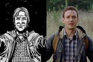 Aaron (<i>The Walking Dead</i>)