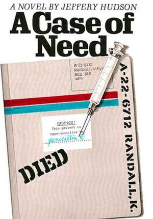 A Case of Need - First edition cover