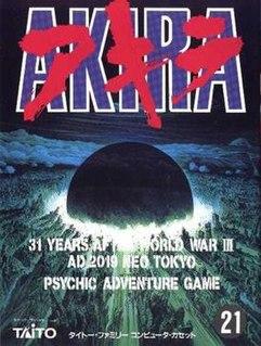 <i>Akira</i> (video game) Video game
