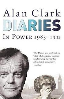 book by Alan Clark