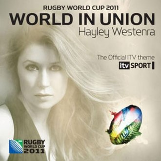 World in Union - Image: Album World In Union (English) cover