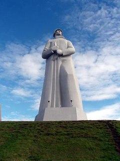 Alyosha Monument, Murmansk World War II memorial in Russia