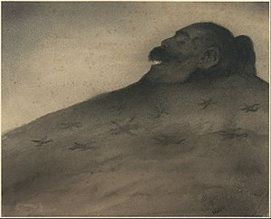 Alfred Kubin - Image: Alfred Kubin Dolmen, c. 1900 1902 Google Art Project