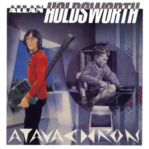 Atavachron - Image: Allan Holdsworth 1986 Atavachron