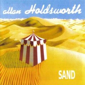 Sand (album) - Image: Allan Holdsworth 1987 Sand