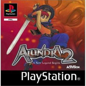 Alundra 2: A New Legend Begins - Image: Alundra 2