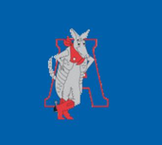 Amarillo Dillas - Image: Amarillo Dillas Cap Logo