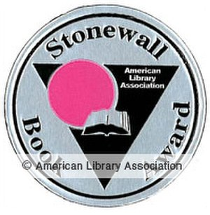 Stonewall Book Award - Stonewall Book Award seal