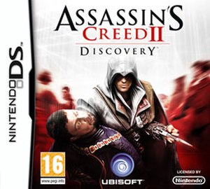 Assassin's Creed II: Discovery - Box art