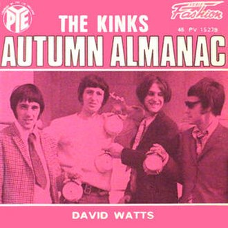 Autumn Almanac - Image: Autumn Almanac cover