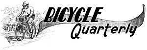 Bicycle Quarterly - Image: BQ Logo
