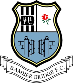 Bamber Bridge F.C. Association football club in England