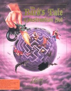 <i>The Bards Tale Construction Set</i> 1991 video game